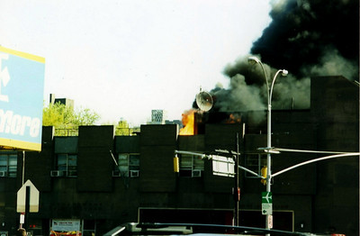 Brooklyn 3rd alarm Tillary St .4-30- 2006