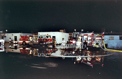 Photo's from  Emerson 2nd alarm Fire / Drill 4-20-06