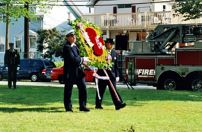 Photo's from  Hackensack Fire Department Memorial 7-1-06