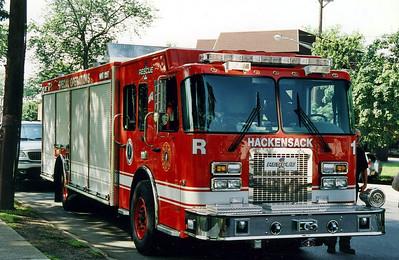 Hackensack Fire Department Memorial 7-1-06