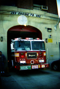 Photo's from  NJMFPA Bus Trip to FDNY 4-30-06