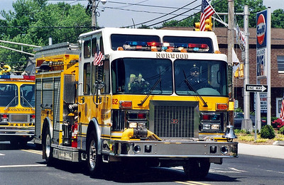 Photo's from Norwood Memorial Day Parade 2006