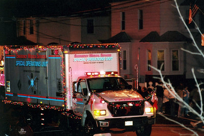 Wallington Holiday Parade 2006