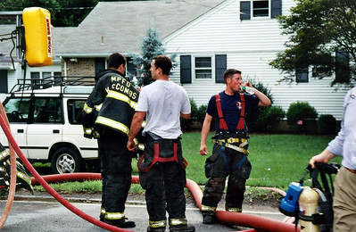 Photo's from  Wycoff 2nd alarm Wycoff Ave house fire 7-11-06