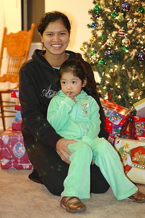 Family Christmas: December 24, 2006