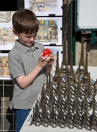 More Paris pics - Fall 2006