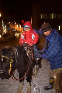 Edgar and the horseman