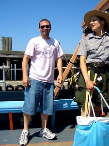 Ed and Ranger Dawn