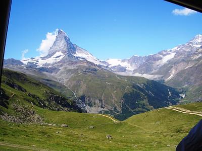 2006 07 Zermatt Day 2