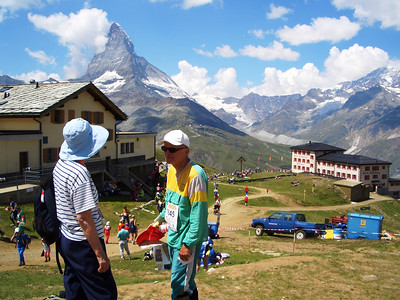 2007 07 Zermatt Day 1