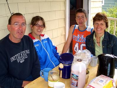 Katia's family
