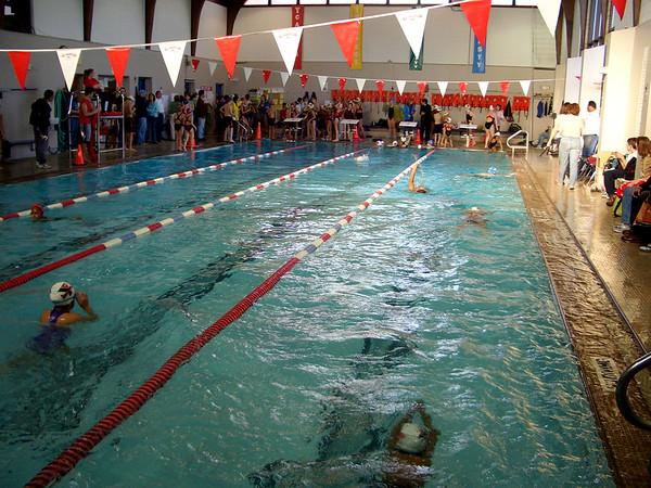 2006 12 Swim Meet