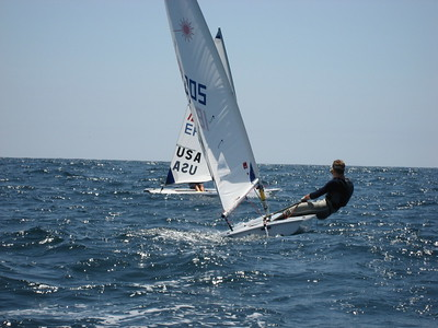 2006 Laser Radial World Championships, Los Angeles, USA