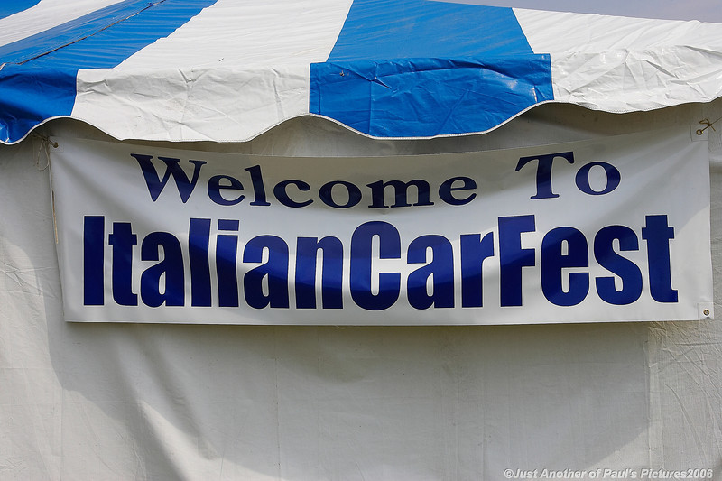Grapevine Italian CarFest 09 September 06