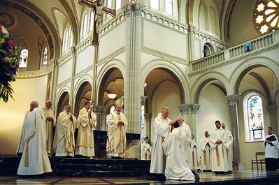 Maurus Mount Ordination to the Priesthood
