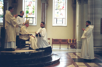 Maurus Mount Ordination to the Priesthood