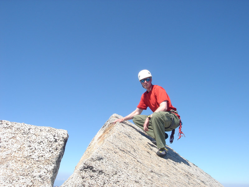 62 Mike, Mt Stuart Summit