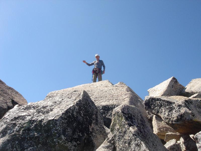 65 Juan, Mt Stuart Summit