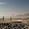 Agate Beach kiteflying