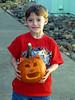 Here's my pumpkin.