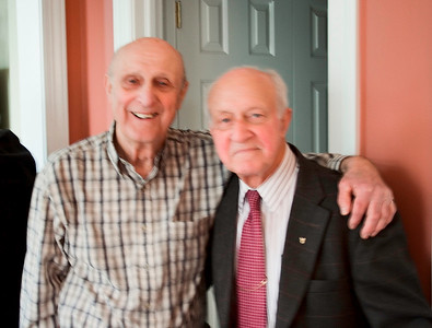 Dan & Flossie's 60th anniversary
