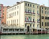 Hotel Europa - Typical of Venice hotels on the Grand Canal, restaurant on the water