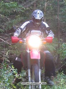 2006-09-17 CDA pre ride