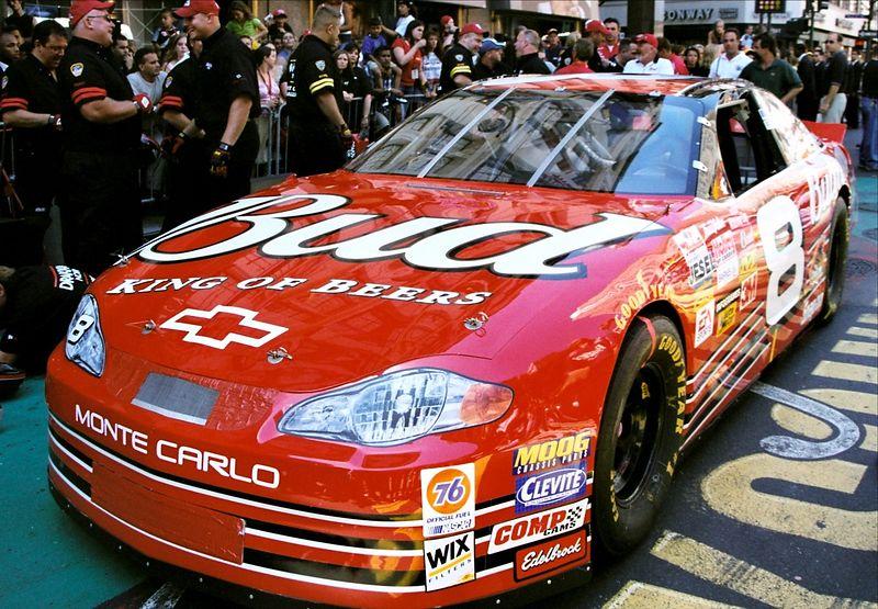 The Bud Car 2003 PIT RACE <br /> Bavest vs Finest