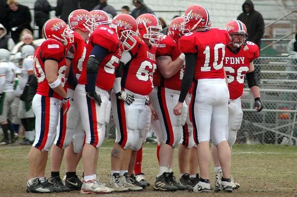 2006 Season Bravest Football Team