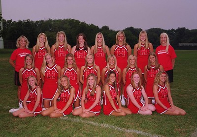 Cheer and Pom 2006