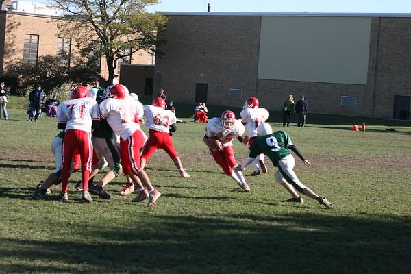 Frosh B vs Glenbard West 10-14-06