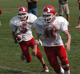 Frosh B vs Hinsdale South 9-9-06