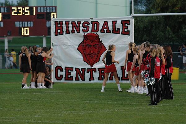 Var vs Hinsdale South 9-8-06
