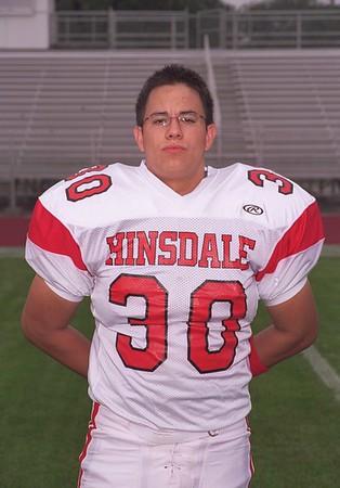 #30 Shawn Torres (Sr)