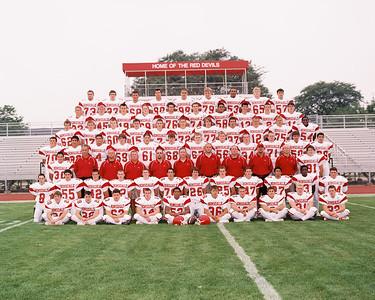 Varsity Team Photo 2006
