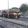 071 in Ballna Yard. Sun 19.11.06