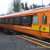 5209 was graffited a few months ago and was partially repainted. Sun 19.11.06