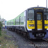 The new order in Ballina: 2603 + 2604 stabled in Ballina. Sun 19.11.06