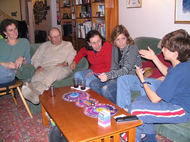 11 Thanksgiving Shabbat