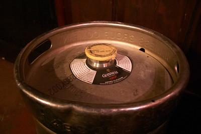 Guinness Keg