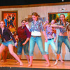 hillbilly hankerin rehearsal2 in wednesday dave milne jan 17 06 PGSS Theatre Arts cast of Hillbilly Hankerin' dance during dress rehearsal  at Vanier Hall Tuesday. The musical story two feuding redneck families starts Wednesday at 7:30 pm and runs thriough january 21. Tickets are available at Studio 2880 0r at the door for $10.