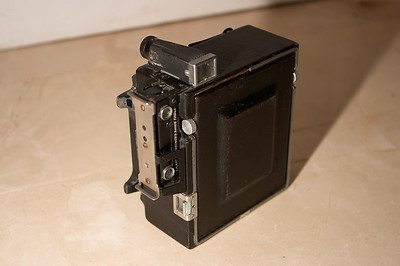 New addition: Graflex Crown Graphic