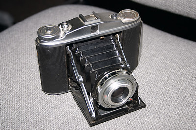 1951 Ansco Speedex 45 'Special'