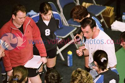 Inverness 1 v 3 NLVC, SVA Women's Thistle Bowl, Kelvin Hall ISA, Sun 23rd Apr 2006. © Michael McConville