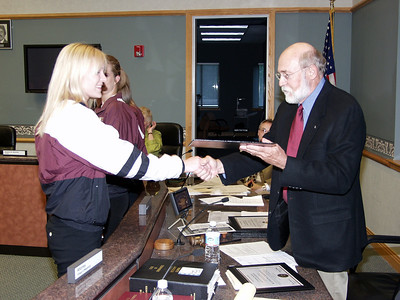 2006-05-15 Award Presentation