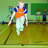 Jump Rope Highglen/Thursday Brent Braaten-May 31/2006  Peter Hoffman, 7, jumps rope for the Heart and Stroke Foundation Jump Rope at Highglen Montessori school. The event was organized by the grade 11 Leadership class at D.P. Todd. 80 students in the school participated.