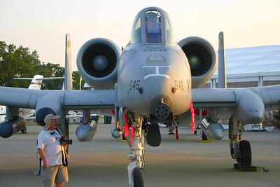 2006-07-AirVenture-AeroShell-Square-n-Exhibits