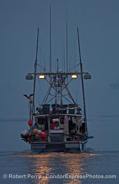DAWN Fishing vessel Outer Banks 2006 09-09 Sta Barbara Hbr--003