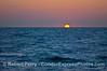 sunset open water 2006 09-09 Sta Cruz Isl--120