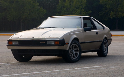 Scotty sells me his 1982 Supra to serve as transportation until the Civic is fixed